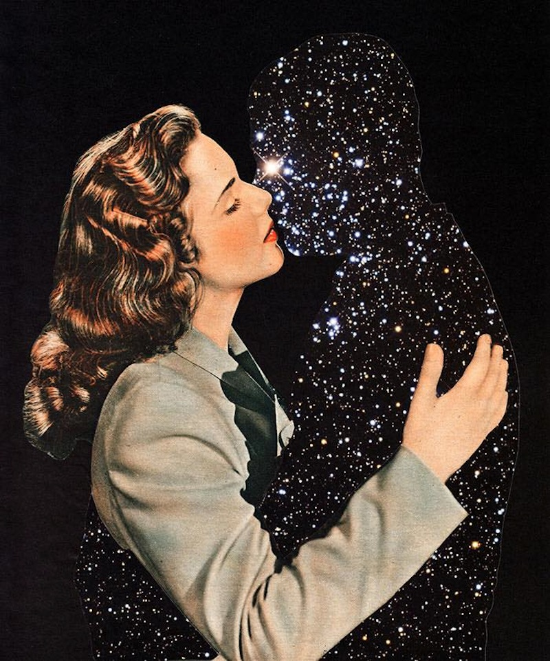 Joe Webb- ANTARES AND LOVE XI @JoeWebbArt
