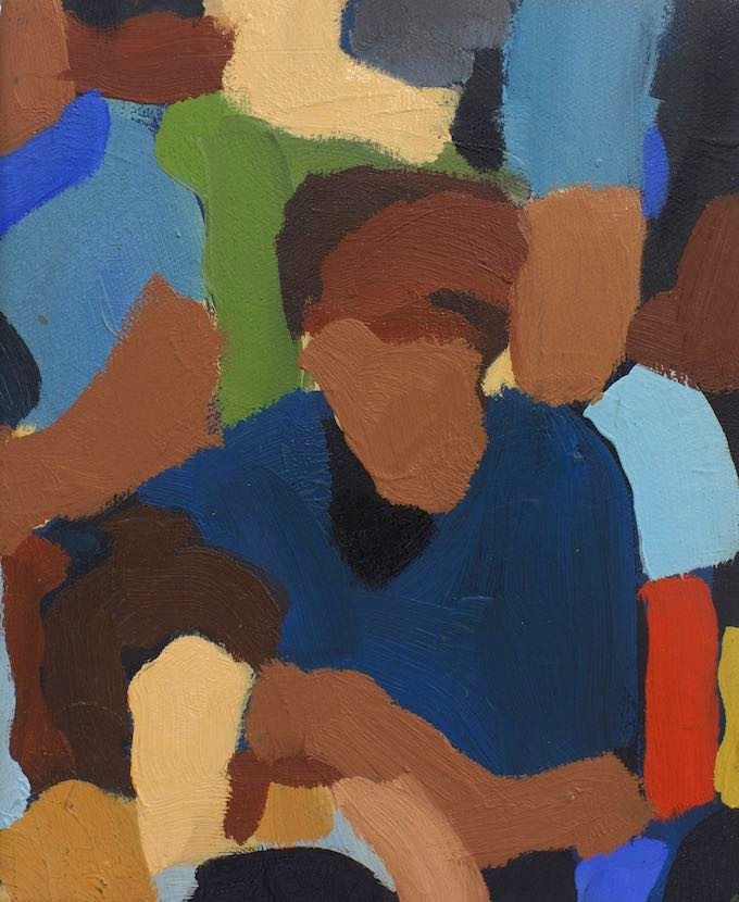 Moneiba Lemes - Crowds @Artfetch